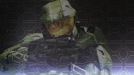 Halo 3 Screenshot Mark VI Shotgun